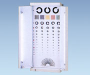【無料健康相談 対象製品】【ナビス】視力検査器3m用 60Hz 【fsp2124-6m】【02P06Aug16】