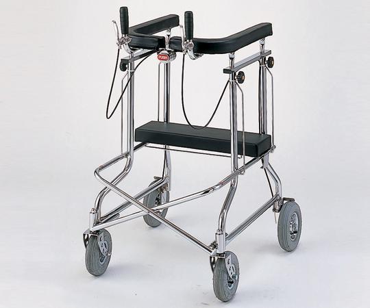 【無料健康相談 対象製品】【ナビス】歩行補助器 アルコーSH型ブレーキ付