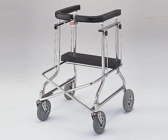 【無料健康相談 対象製品】【ナビス】歩行補助器 アルコーSH型ブレーキ無 【fsp2124-6m】【02P06Aug16】