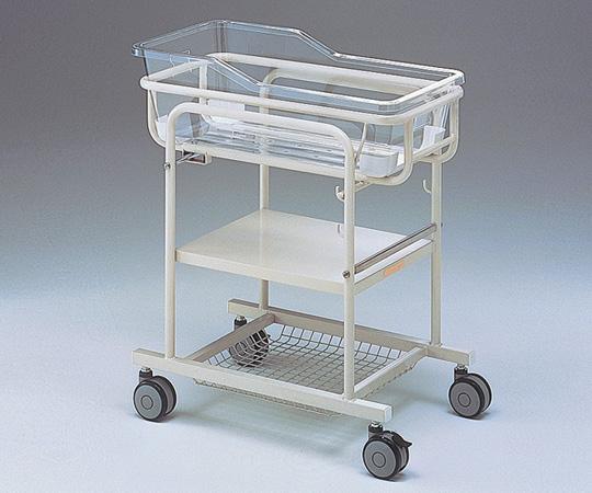 【送料無料】【ナビス】 新生児ベッド BB-601C スチール製 【大型品】【02P06Aug16】