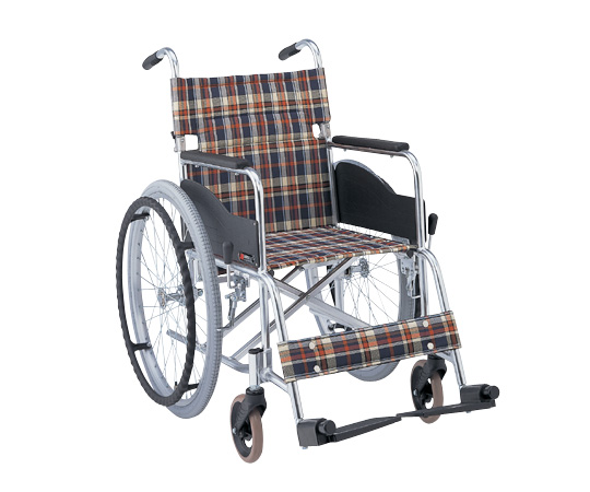 【無料健康相談付】【ナビス】車椅子(自操式) AR-201