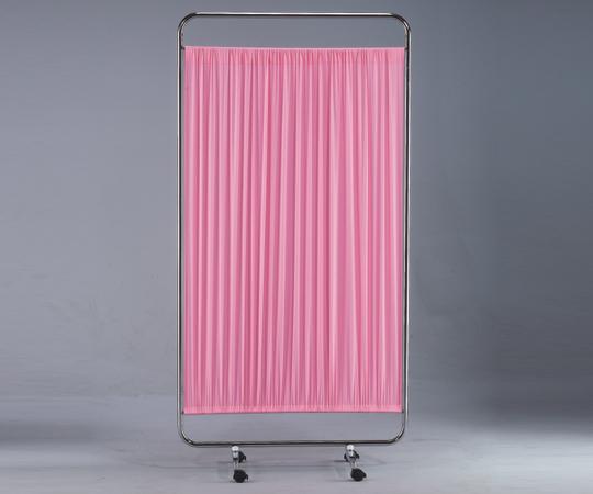 【無料健康相談 対象製品】【ナビス】衝立 一連 1780×600 ピンク