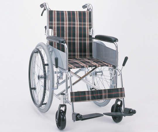 【無料健康相談 対象製品】【ナビス】車椅子(アルミ製背折れタイプ)KI-55 【fsp2124-6m】【02P06Aug16】