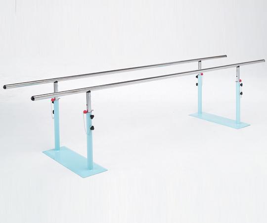 【無料健康相談付】【ナビス】移動式平行棒(アルコー) EX 【fsp2124-6m】【02P06Aug16】