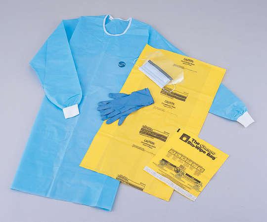 【無料健康相談 対象製品】【ナビス】抗悪性腫瘍剤汚染防止用品DP5108K 【fsp2124-6m】【02P06Aug16】