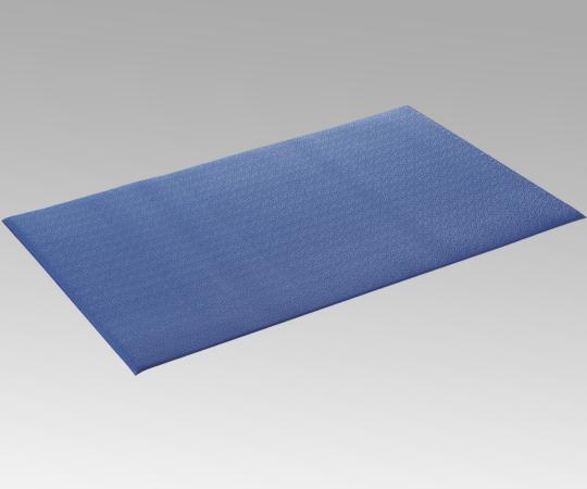 【無料健康相談 対象製品】【ナビス】クッションマットF-154-15 ブルー