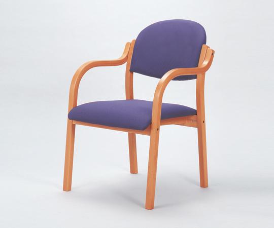【無料健康相談 対象製品】【ナビス】木製椅子肘付きMW-320VI 【fsp2124-6m】【02P06Aug16】