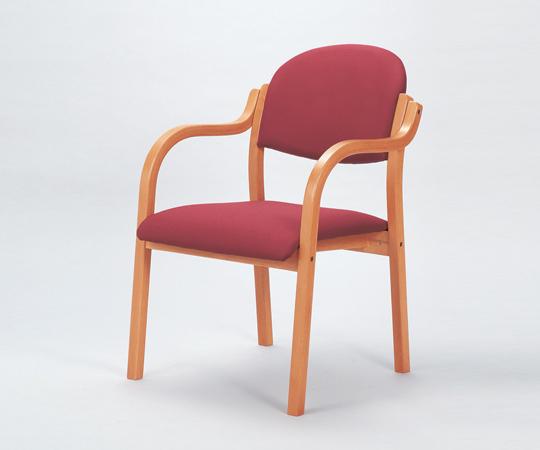 【無料健康相談 対象製品】【ナビス】木製椅子肘付きMW-320RE 【fsp2124-6m】【02P06Aug16】