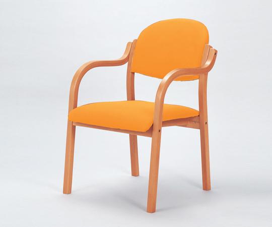 【無料健康相談 対象製品】【ナビス】木製椅子肘付きMW-320OR 【fsp2124-6m】【02P06Aug16】