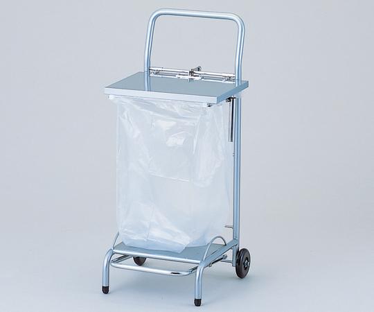 【無料健康相談 対象製品】【ナビス】ゴミ袋スタンド(フタ付)NFG1シルバー 【fsp2124-6m】【02P06Aug16】