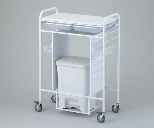 【無料健康相談 対象製品】【ナビス】小型処置車NFS-1(ホワイト) 【fsp2124-6m】【02P06Aug16】