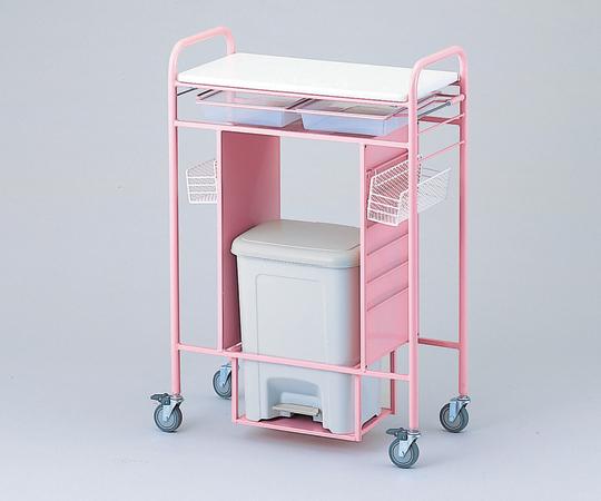 【無料健康相談付】【ナビス】小型処置車NFS-1(ピンク) 【fsp2124-6m】【02P06Aug16】