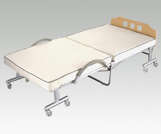 【送料無料】【無料健康相談 対象製品】【ナビス】折畳みベッドMFB-024BE(K) 【fsp2124-6m】【02P06Aug16】