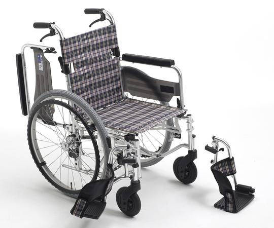 【送料無料】【無料健康相談 対象製品】【ナビス】車椅子AWS-3 【fsp2124-6m】【02P06Aug16】