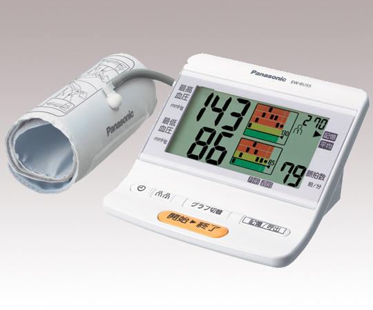 【送料無料】【ナビス】上腕血圧計EW-BU55-W 【fsp2124-6m】【02P06Aug16】