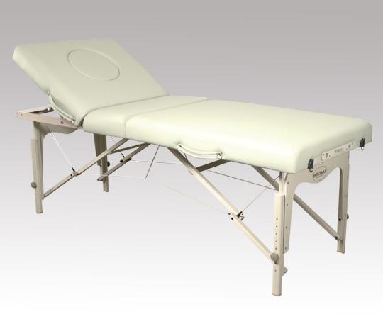 【無料健康相談 対象製品】【ナビス】折りたたみベッド NRT28 バニラ