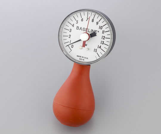 【無料健康相談 対象製品】【ナビス】ハンド圧力計R-366-C