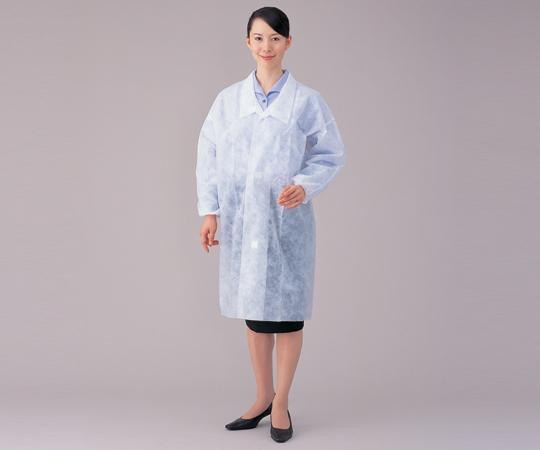 【無料健康相談 対象製品】【ナビス】ディスポ白衣 M 100枚入 【fsp2124-6m】【02P06Aug16】