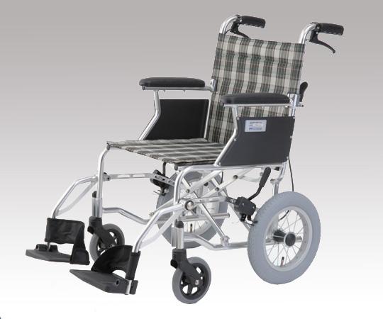 【無料健康相談付】【ナビス】介助式車椅子HTB-12-CG 【fsp2124-6m】【02P06Aug16】