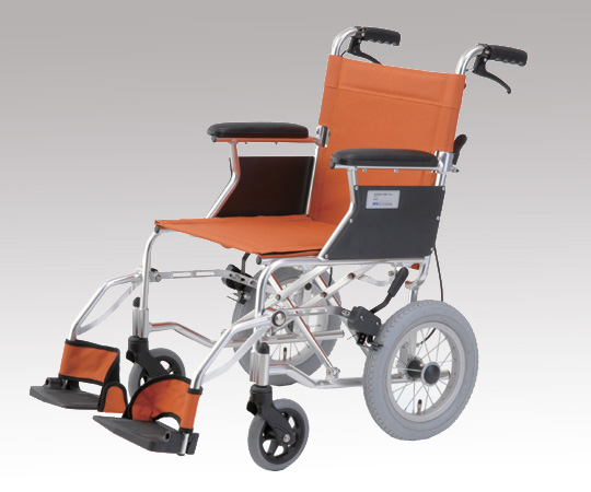 【無料健康相談 対象製品】【ナビス】介助式車椅子HTB-12-OR 【fsp2124-6m】【02P06Aug16】
