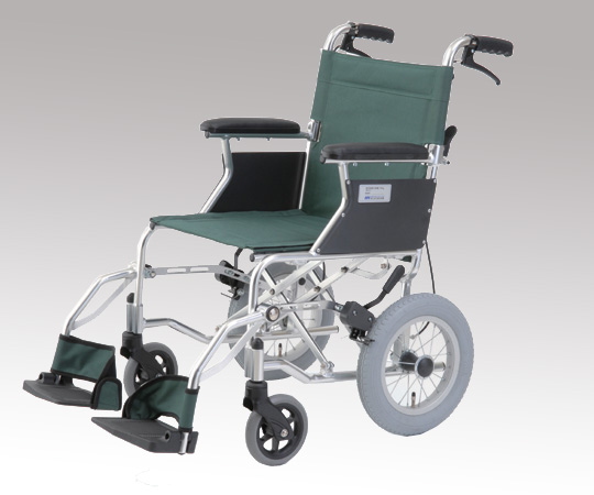 【無料健康相談 対象製品】【ナビス】介助式車椅子HTB-12-GR 【fsp2124-6m】【02P06Aug16】