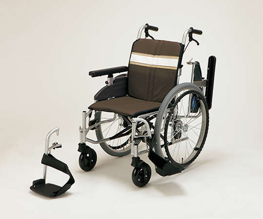 【無料健康相談付】【ナビス】車椅子NA-3DX 自走式 座幅42cm 【fsp2124-6m】【02P06Aug16】