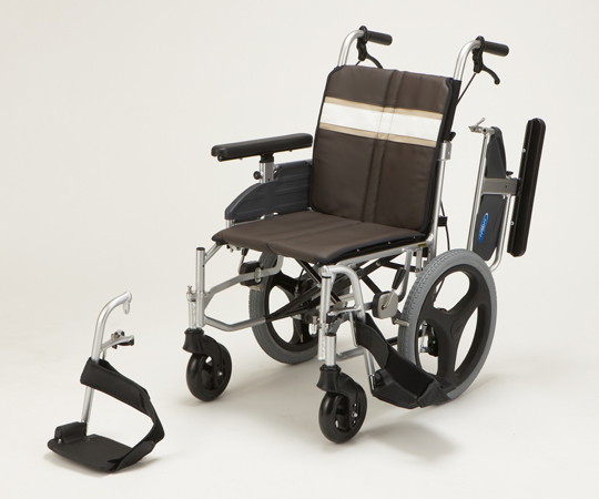 【無料健康相談付】【ナビス】車椅子NA-3DX 介助式 座幅40cm 【fsp2124-6m】【02P06Aug16】