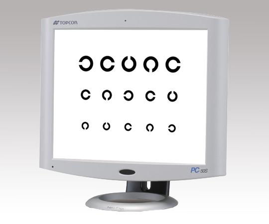 【無料健康相談 対象製品】【ナビス】視力表PC-50本体 【fsp2124-6m】【02P06Aug16】