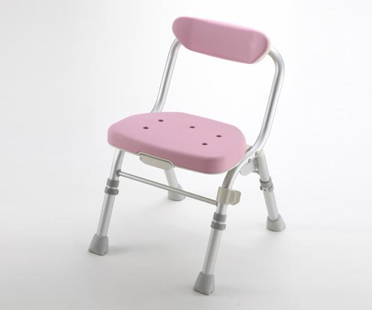 【無料健康相談 対象製品】【ナビス】折畳シャワーチェアM型背付H ピンク 【fsp2124-6m】【02P06Aug16】