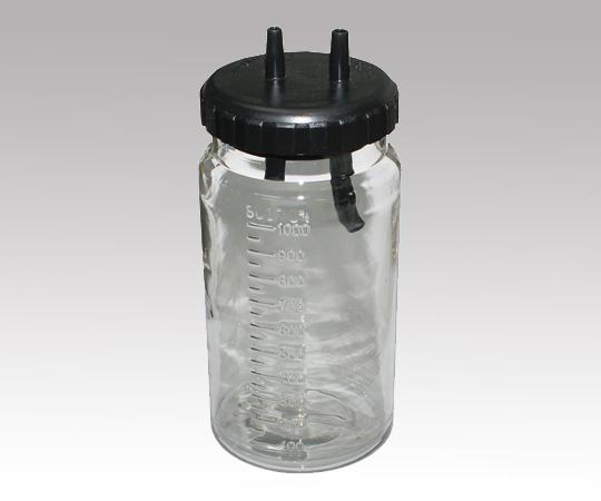 【ナビス】卓上型小型吸引器1.0吸引ボトル 【fsp2124-6m】【02P06Aug16】