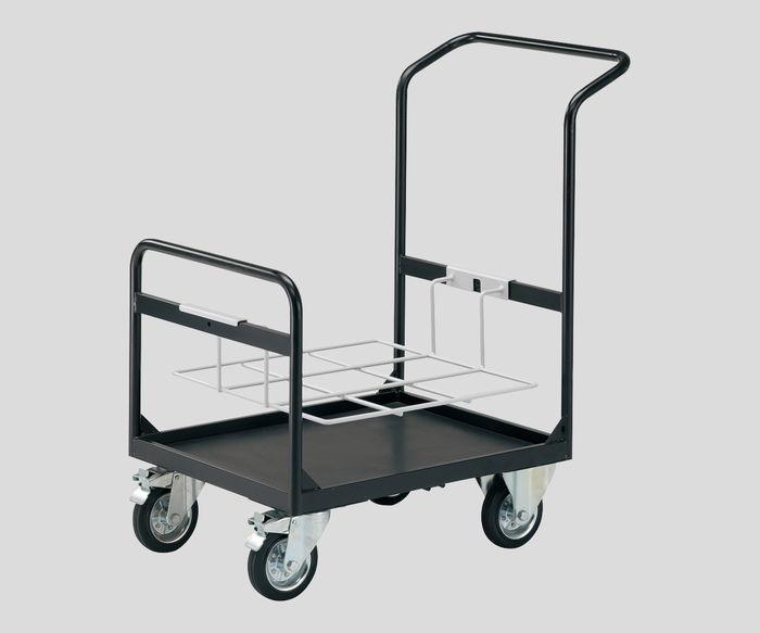 搬送台車枠(ガロン瓶用)【本体別売り:部品のみの販売となります】