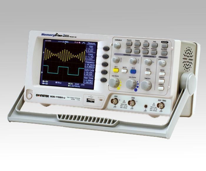 デジタルオシロスコプGDS-1052-U