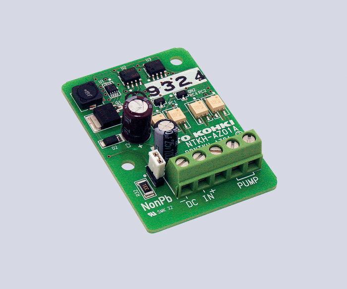 圧電ポンプED03-6V