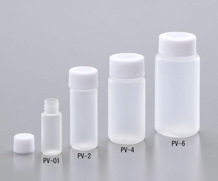PPバイアル瓶PV-3・褐色