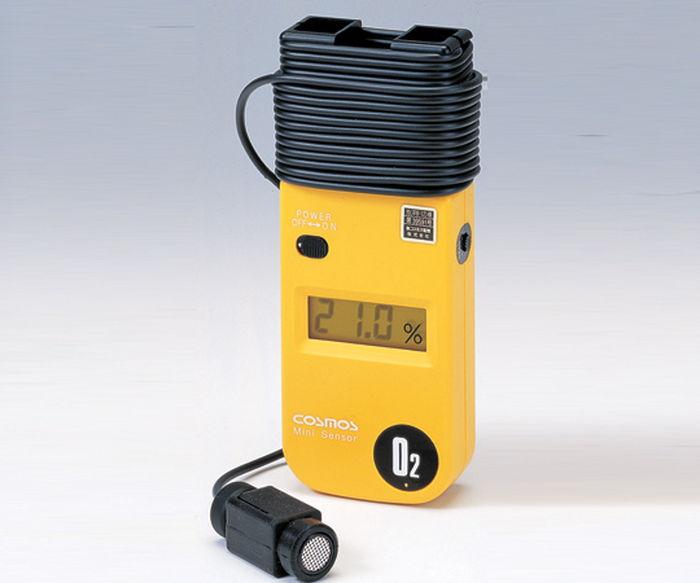 酸素濃度計XO-326IIsC 振動付