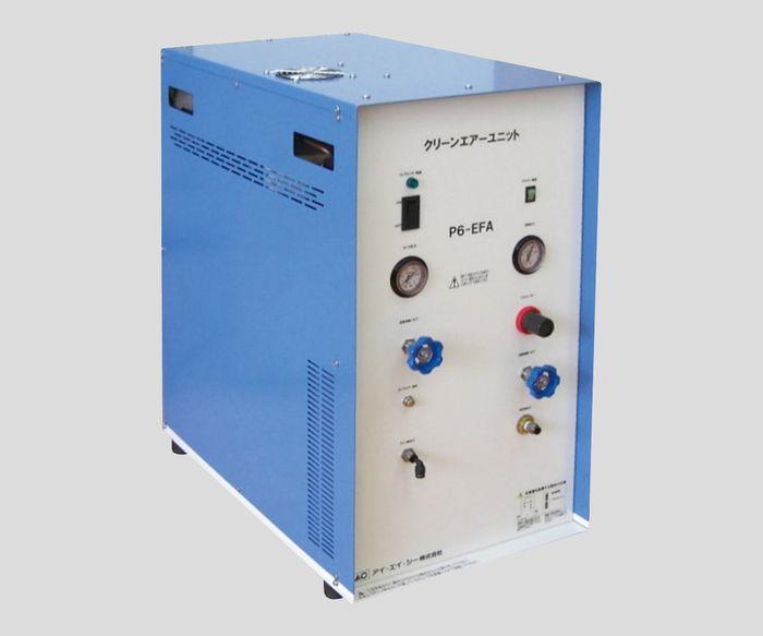 クリーンエアーコンプレッサーP6-EFA