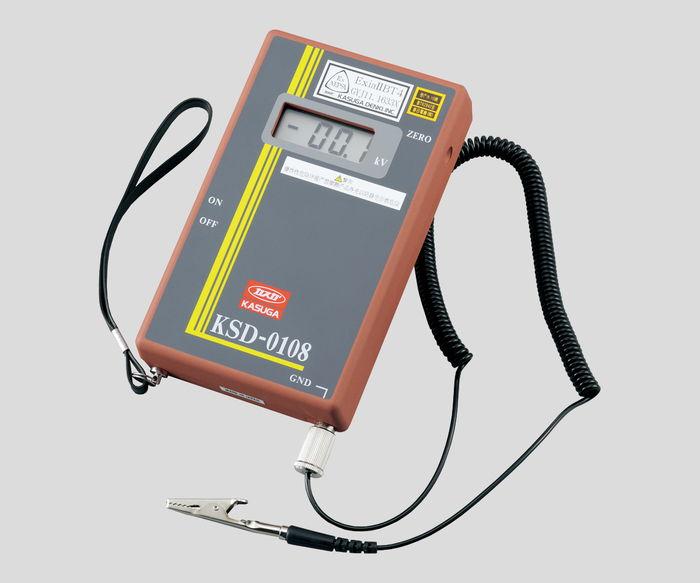 デジタル静電電位測定器 KSD-0108