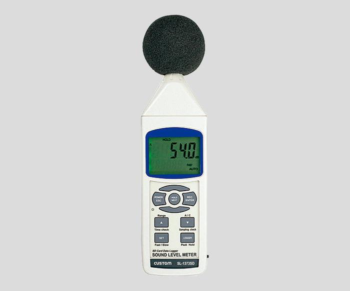 データロガー騒音計SL-1373SD