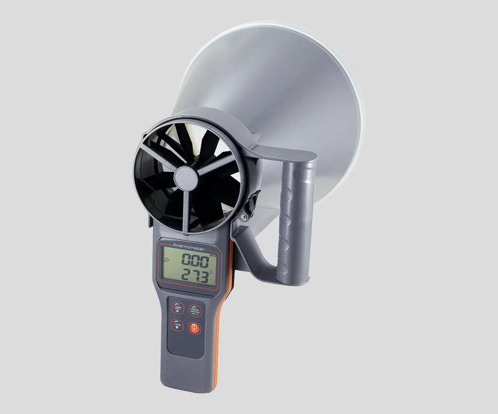 風量測定アダプターWS-05C