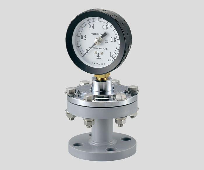 圧力計MZS-1A 75×1.0SUS