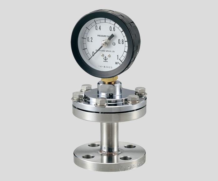 圧力計MZF-1A 75×1.0SUS