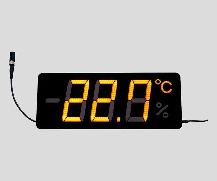 薄型温度表示器TP-300TA【02P06Aug16】