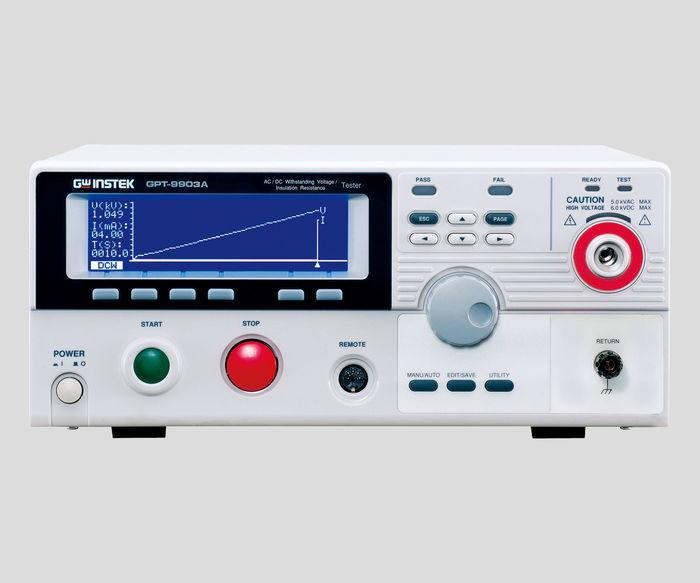 耐電圧・絶縁試験器GPT-9903A【02P06Aug16】