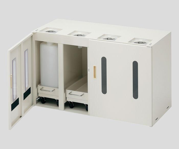 廃液容器保管庫WF-4