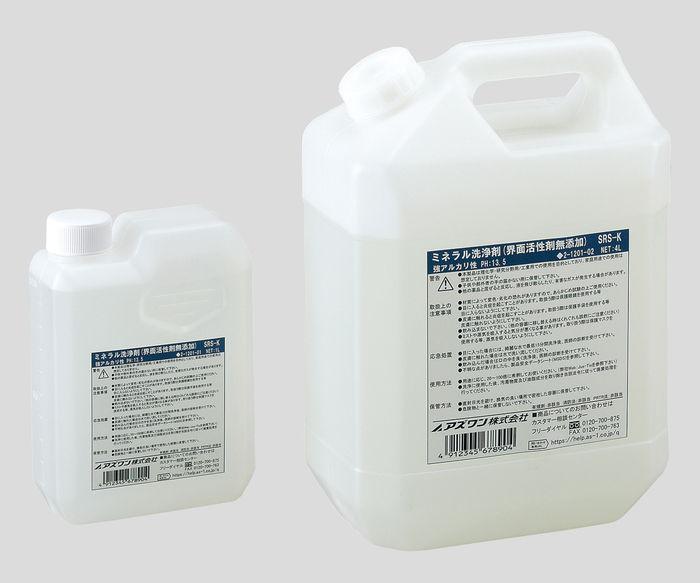 ミネラル洗浄剤SRS-K 4L