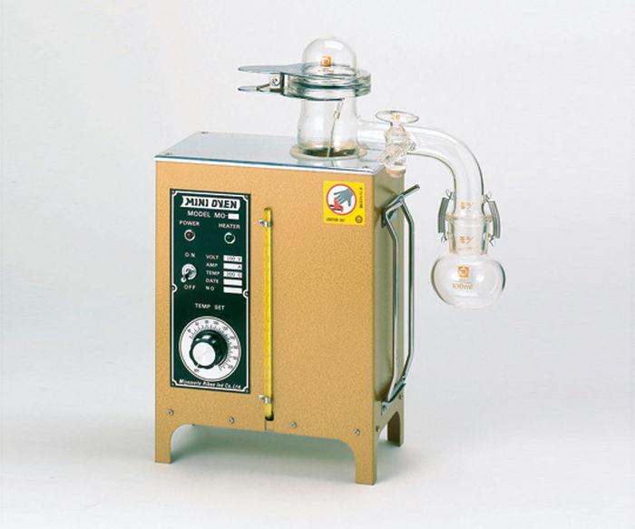 ミクロ試料乾燥器MO-7(フラスコ露出)