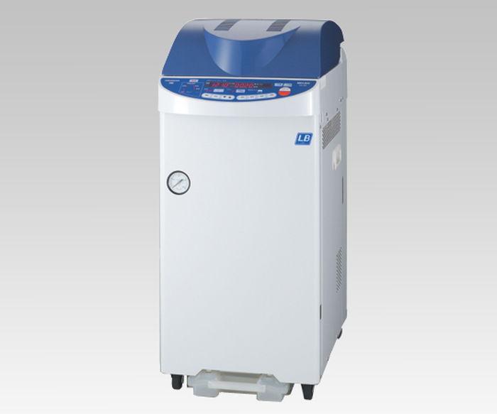 高圧蒸気滅菌器HG-80LB