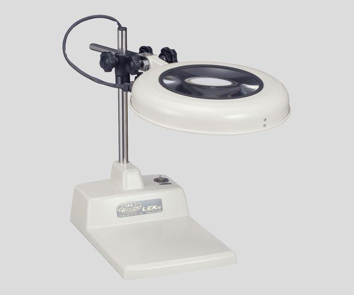 LED照明拡大鏡SKKL-B×6