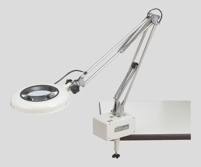 LED照明拡大鏡SKKL-F×2