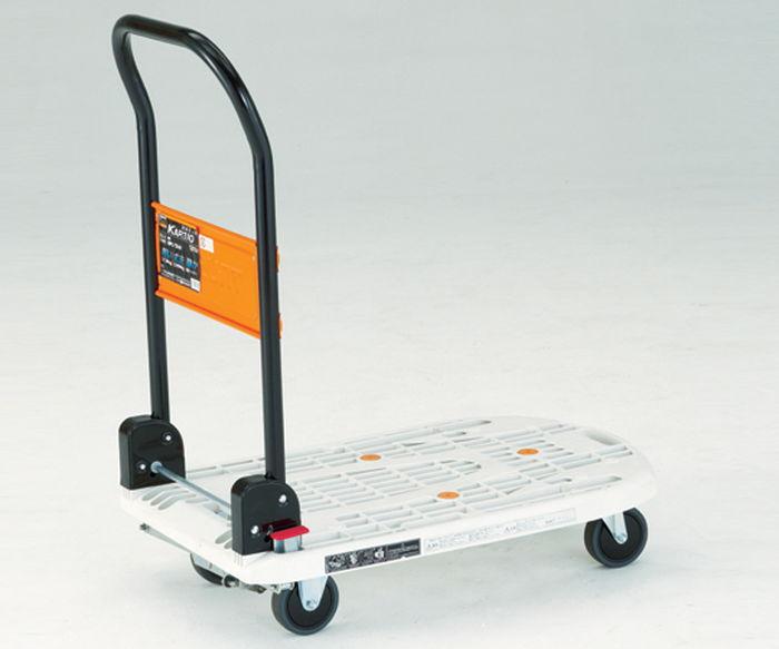 人気ブラドン 軽量樹脂運搬車MPK-720-W-SS, ヤナハラチョウ 000b5462